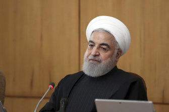 Hassan Rouhani is seen as the kinder face of the Iranian regime. Even he feels free to taunt Europe.