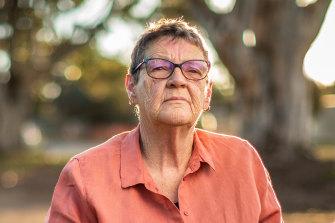 Betty Huggins, of Bacchus Marsh in Victoria.
