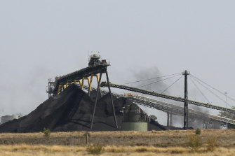 Whitehaven Coal's product has been hit by bushfires and the drought.