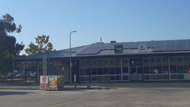 The Valley Tavern in Wanniassa appears to have closed down.