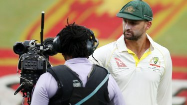 Change the channel: Foxtel and Channel Seven will show Australian cricket coverage from next summer.
