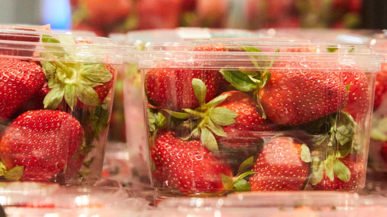 Coles and Aldi have removed strawberries from shelves in all stores nationwide, except for Western Australia.
