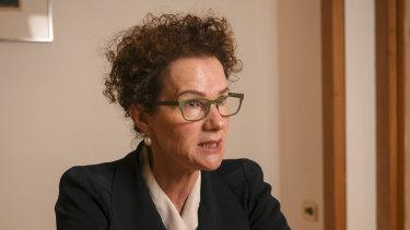 RBA board member Carol Schwartz.