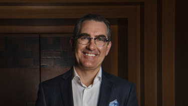 Paul Scurrah is developing a new strategy for the Virgin Group, and considering which customers and markets it should be going after.