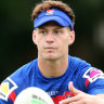 Ponga set to sign mega deal to stay at Newcastle Knights