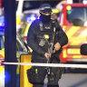 Several stabbed near London Bridge, attacker identified