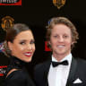 Adelaide's Rory Sloane and wife Belinda mourn loss of baby son