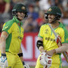 Warner and I getting on well: Smith