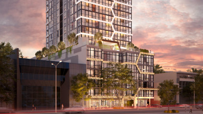 Tired Perth city block gets green light for luxury tower despite local anger