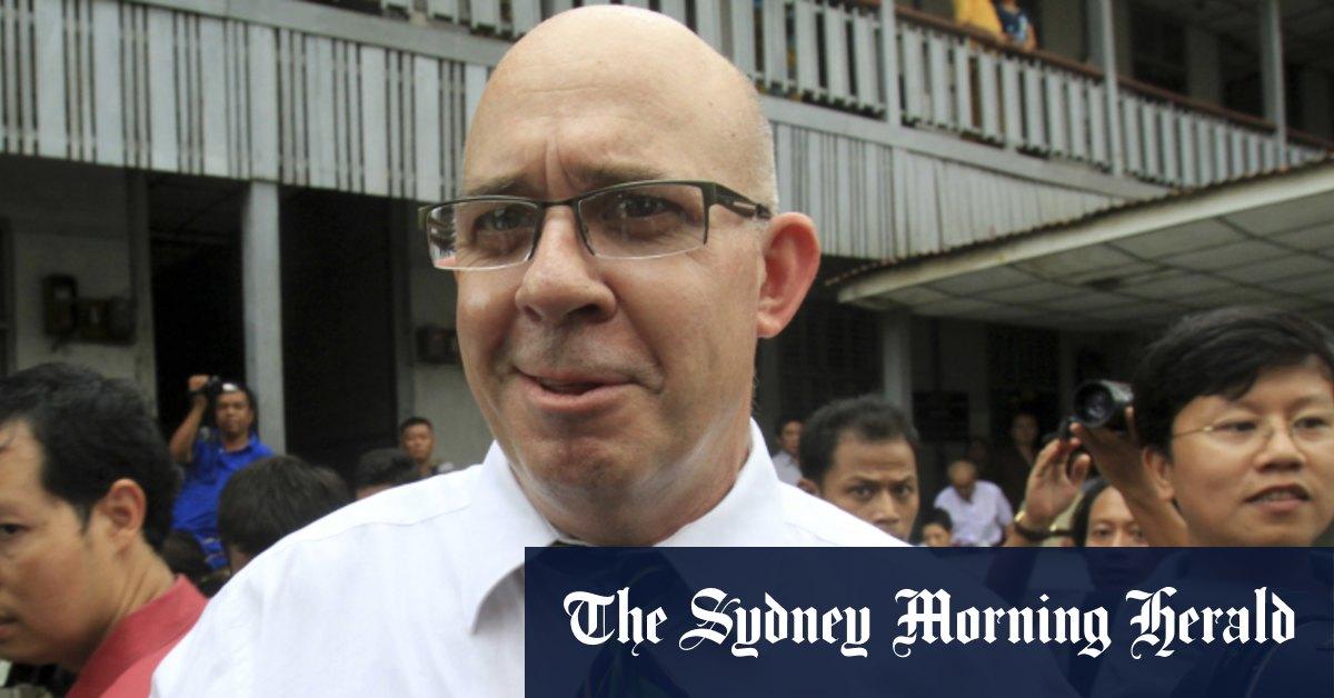Australian publisher released from jail in Myanmar in mass pardon