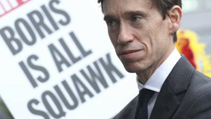 'Where is Boris': British PM hopefuls take aim at absent frontrunner Johnson