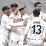 As it happened: New Zealand on the ropes in Perth after dramatic final session