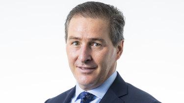 Racing NSW chief steward Marc Van Gestel