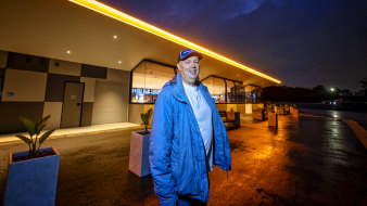 """""""It's up to us to be cautious,"""" says Lunar Drive-in owner David Kilderry ahead of its reopening."""