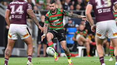Adam Reynolds carried a groin injury into the game.