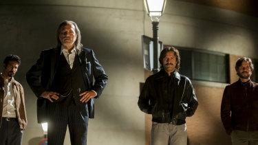 Spanish underworld drama, Gigantes.