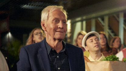 Paul Hogan retains his charm but has forgotten how to be funny