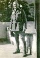 Heroic: George Treloar pictured in 1921.