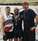The Fitz Files gave it a good shake at the British Indoor Rowing Championships in London last weekend but just came up short.