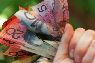 Australia's minimum wage will go up by almost $20 a week.