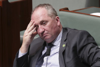 The nation was treated to the spectacle of yet another leadership spill courtesy of Barnaby Joyce last week.