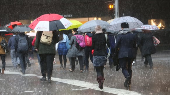 'High intensity' event: Parts of NSW face 'multitude' of weather risks