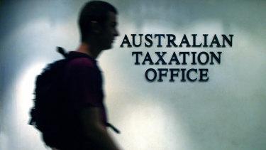 The Australian Tax Office has revealed how many hacking attempts it faces each week.