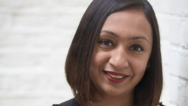 Roma Agrawal is the structural engineer who worked on London's The Shard building.