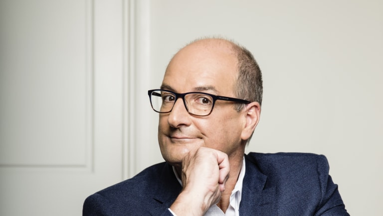 David Koch's digital business, Kochie's Business Builders, published the post.