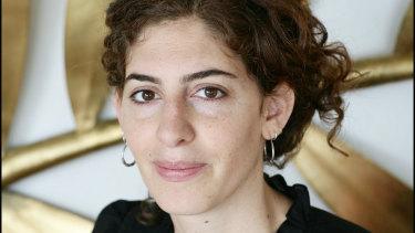 Wajib director Annemarie Jacir.