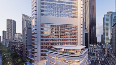 QBE inks deal for new CBD digs