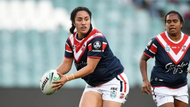 Tazmin Gray has been picked for the Maori Ferns.