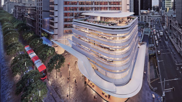 First State Super has taken up the inaugural lease at the new-look388 George Street office tower in Sydney.