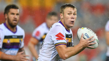 It's been a long wait for Storm's Billy Walters to make his NRL debut.