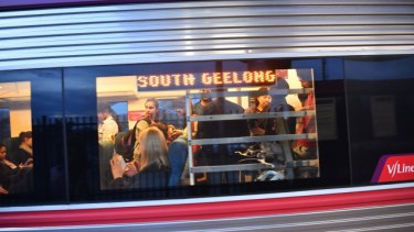 Morrison 'can't deliver' Geelong rail plan for $4b, minister claims