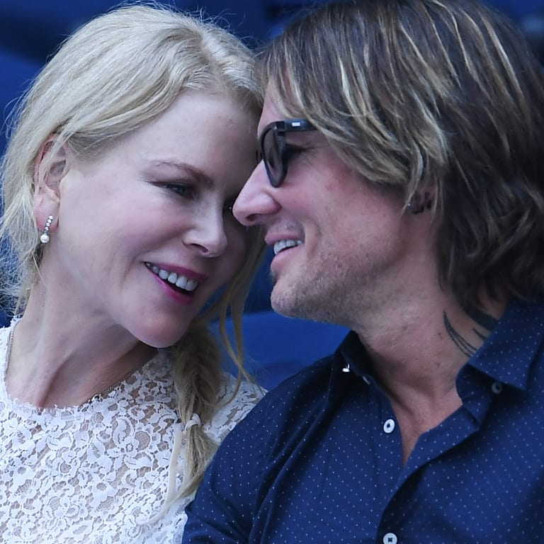 At the Aussie Open, A-listers rub shoulders with Z-listers
