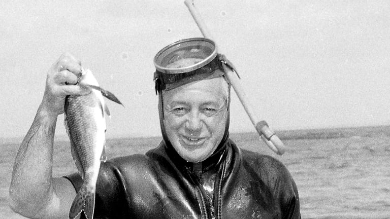 Prime minister Harold Holt went missing off a Victorian beach 50 years ago.