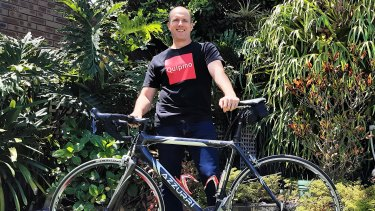 Quipmo founder Chris Evans.