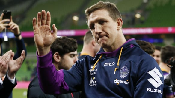 Ryan Hoffman a professional to the end despite disappointment