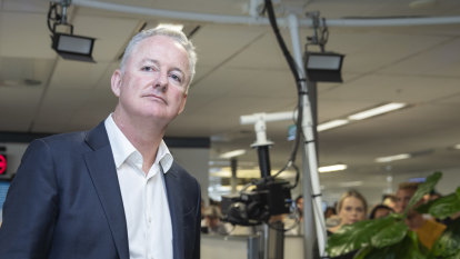Deals on the agenda as Nine beds down Fairfax merger
