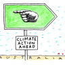 Morrison's pandemic response: exceptional. Shame about climate change