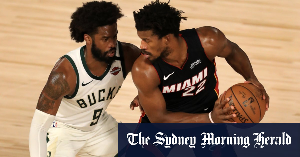 Nba Playoffs 2020 Miami Heat Defeat Milwaukee Bucks In Eastern Conference Finals