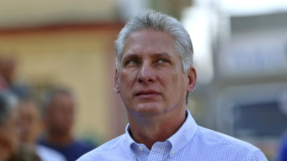 Cuba's new president to denounce US when in New York