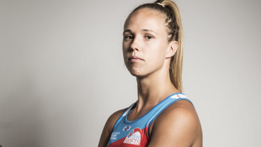 Hadley is determined to stay fit, after battling a series of niggling injuries.