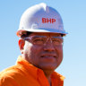 BHP asks Frydenberg for regional investment allowance in budget