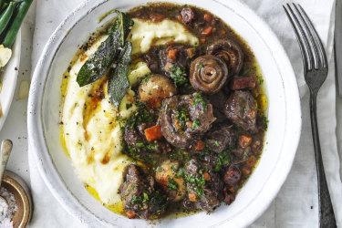 Classic braised stew.