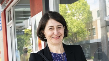 Gladys Berejiklian and the broad and blurry middle