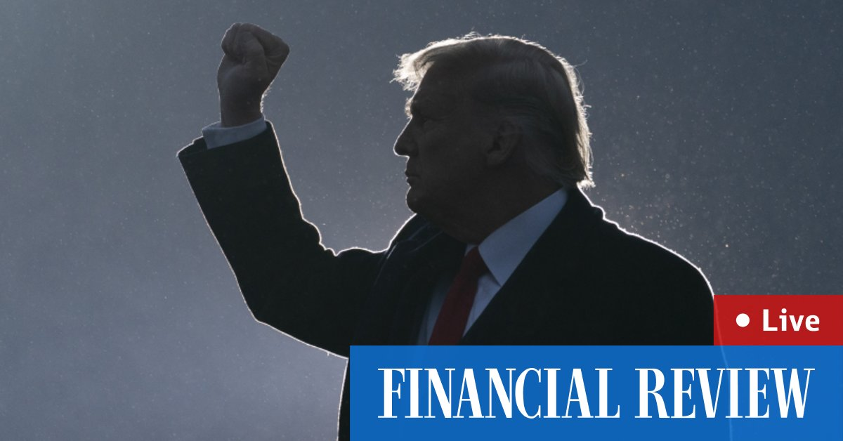 Federal court denies Trump's Pennsylvania challenge
