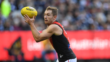 Devon Smith could miss up to eight weeks for Essendon.