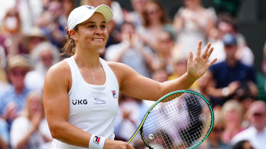 Can Ash Barty go all the way?